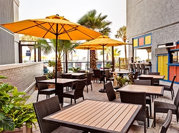 Yella Umbrella Bar & Grill Image