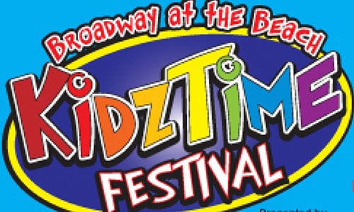 Broadway at the Beach festival packs in the kids' activities
