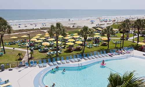 Plan your End of Summer Celebration Here in Myrtle Beach