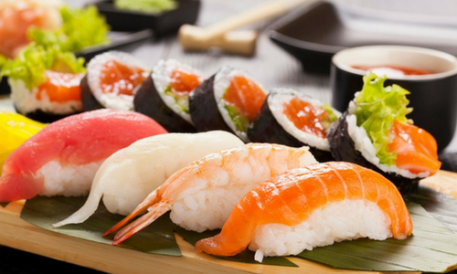 Top 5 Sushi Restaurants in Myrtle Beach