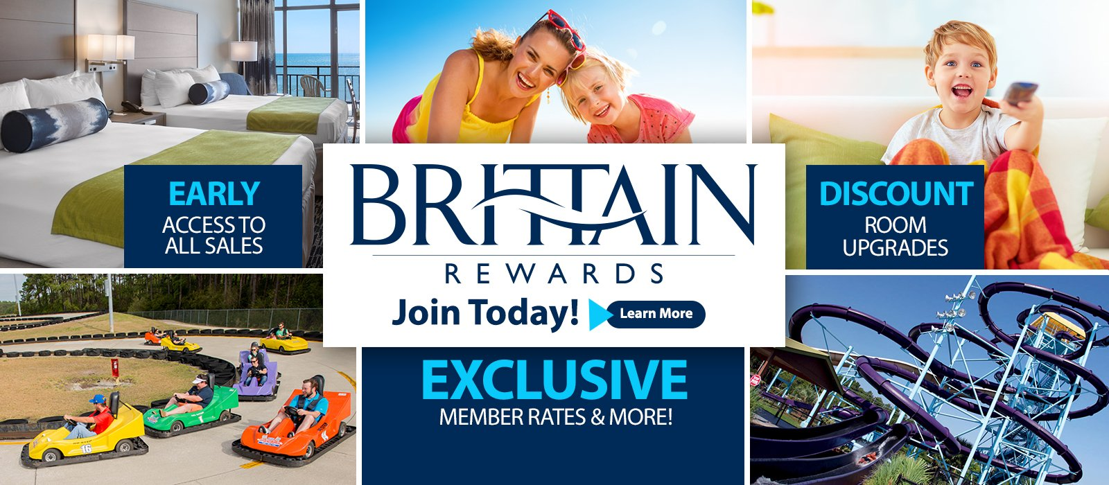 Brittain Rewards Promo Image