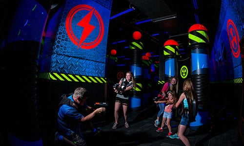4 Choices When it Comes to Laser Tag Fun in Myrtle Beach