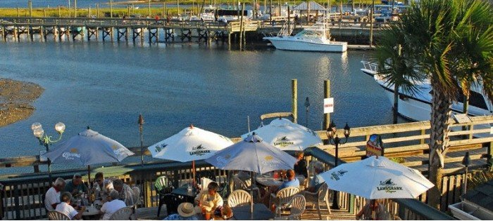 Catch Live Music, Fresh Seafood at the Murrells Inlet MarshWalk