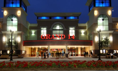 Top Movie Theaters in Myrtle Beach